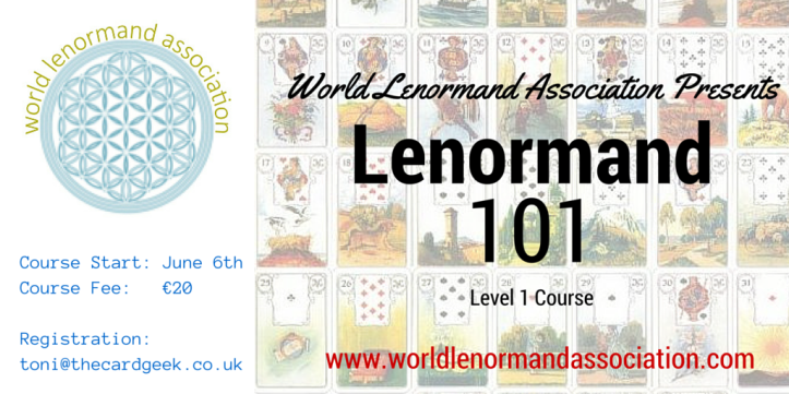 World Lenormand Association Presents Lenormand 101