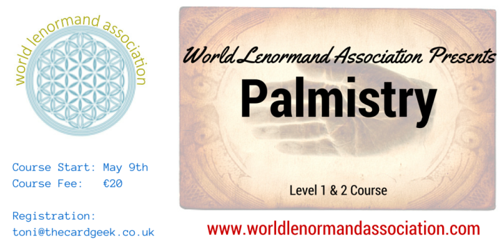 World Lenormand Association Presents Palmistry