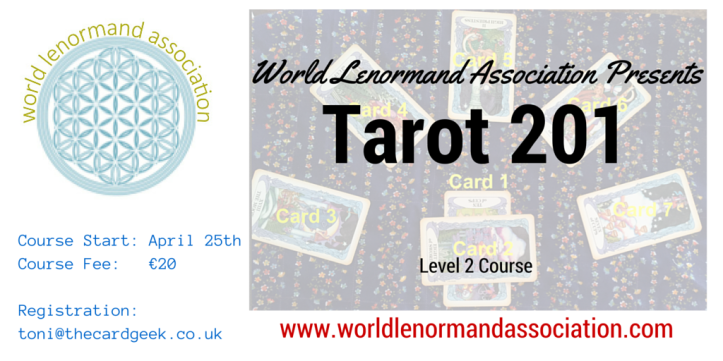 World Lenormand Association Presents Tarot 101